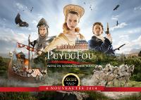 Le Puy du Fou à 30 min location gite Vendée