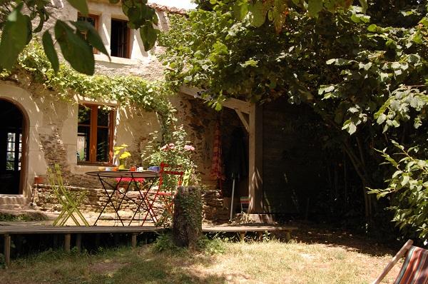location gite à Chantonnay, gite de charme en location en Vendée